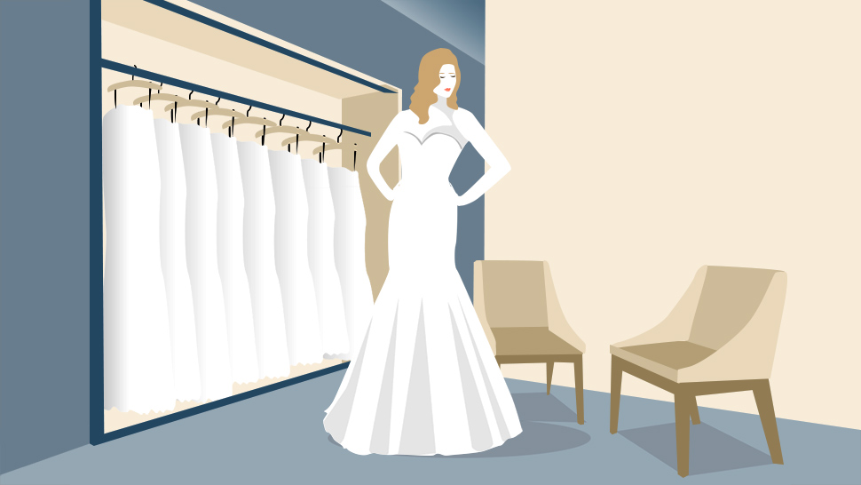 How To Talk To A Designer About The Wedding Gown Of Your Dreams