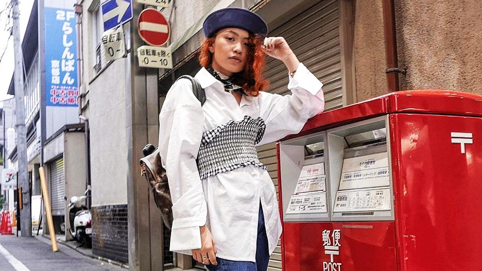 Lotd: Here's How You Can Wear A Beret Like A Fashion Girl