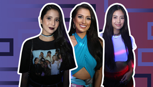 Gabbi Garcia, Maxene Magalona, Rachel Peters, And More At Cosmo's 20th Anniversary