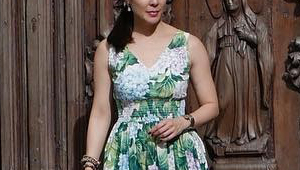 Lotd: Gretchen Barretto's Ootd Gets Regrammed By Stefano Gabbana