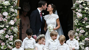 5 Things You Might Have Missed At Pippa Middleton's Wedding