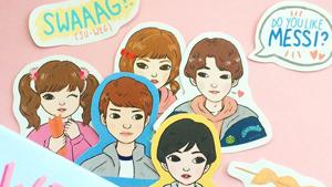 15 Homegrown Sticker Brands That Will Bring Back Childhood Memories