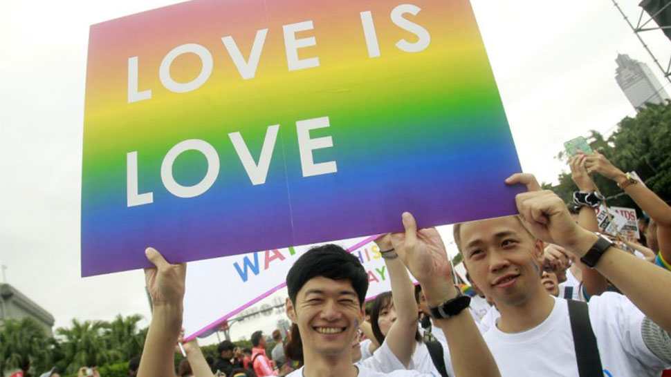 Taiwan Is Set to Become the First Asian Country to Legalize Same-Sex Marriage