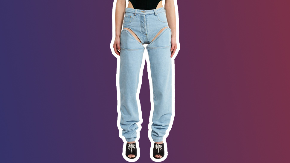 Would You Try Wearing Opening Ceremony's Detachable Jeans?