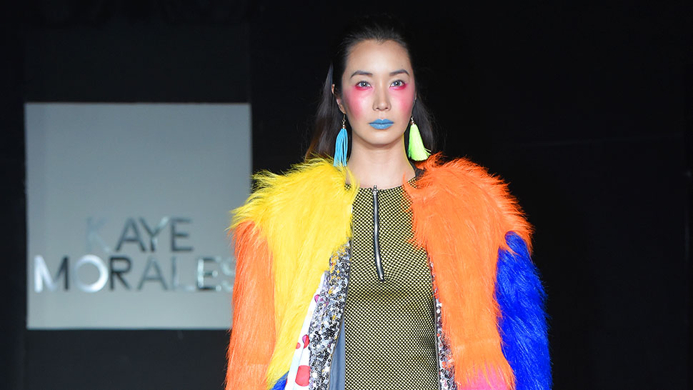 Phfw Holiday 2017: Kaye Morales' Vomit Art