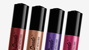 Nyx Has Come Out With Metallic Matte Liquid Lipstick!