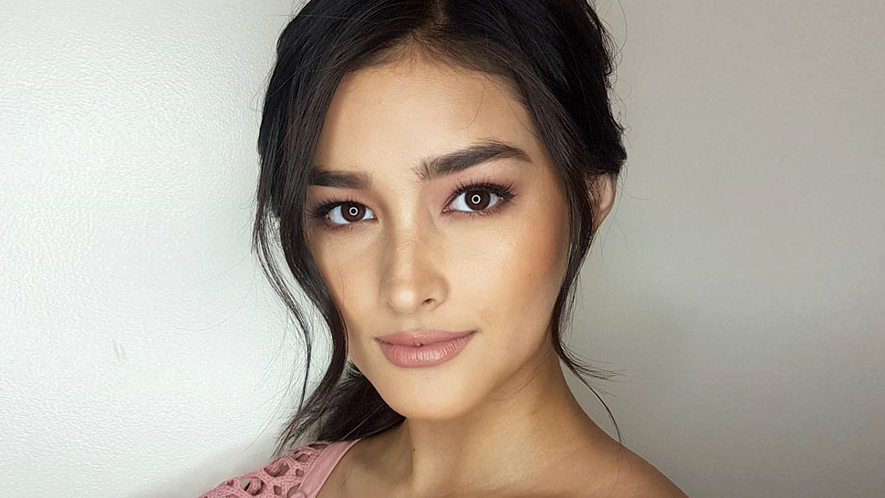 Check Out Liza Soberano As Pia Wurtzbach In 'mmk'