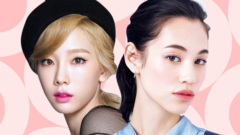 Here's The Difference Between Korean And Japanese Makeup