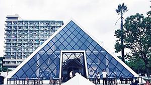 Experience Paris In This Louvre-inspired Restaurant In Cebu