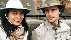Isabelle Daza's New Vlog Will Make You Want To Visit South Africa