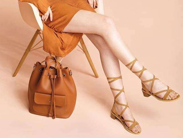 efc3fd419 12 Dainty Pairs Of Strappy Sandals You Can Wear Even On Casual Days