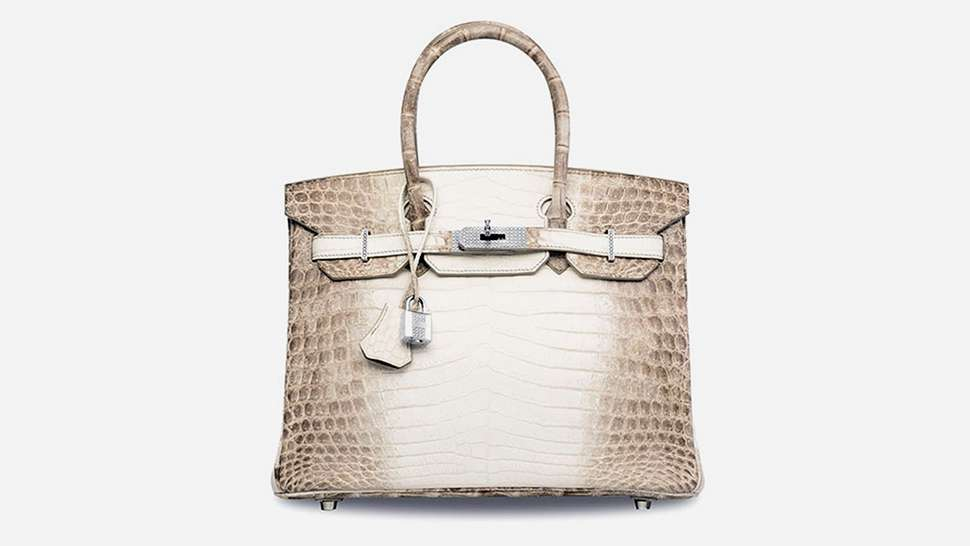 This $379,000 Birkin Is The World's Most Expensive Bag Ever Sold