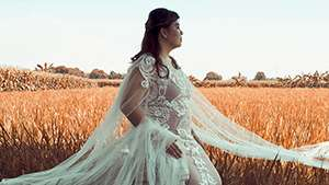 Local Designer Bryan Peralta Launches A Bridal Line For Plus-sized Women
