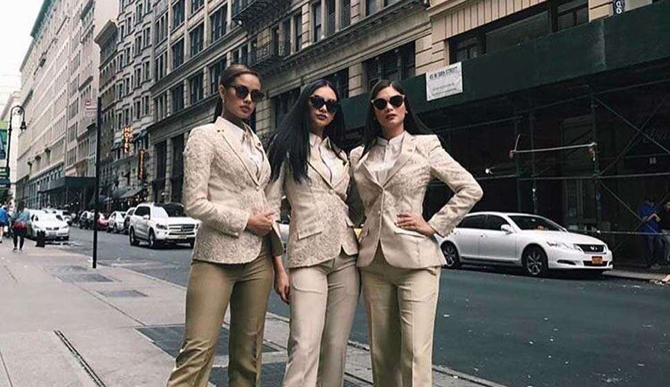 Lotd: These Beauty Queens Are Proof That Women Look Chic In A Suit