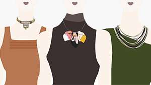 How To Choose The Right Necklace For Every Outfit