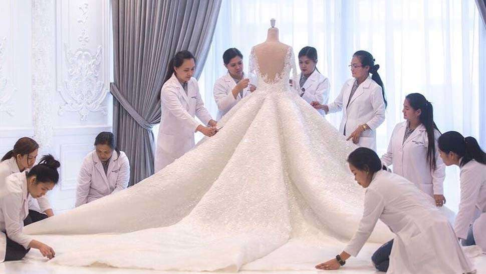 How Michael Cinco Became A Designer To The Stars