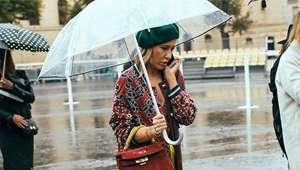18 Stylish Ways To Cover Up This Rainy Season