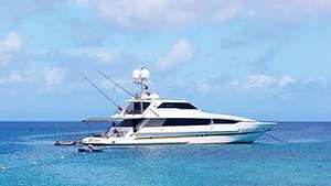 Balesin Island's Luxurious New Yacht Is Fully Furnished In Versace