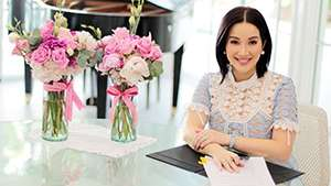 Kris Aquino Hand Carries All Her Costumes To Singapore