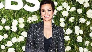 Lotd: Lea Salonga Suits Up In Rajo Laurel For The Tony Awards