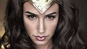 Gal Gadot Regrams Paolo Ballesteros' Makeup Transformation