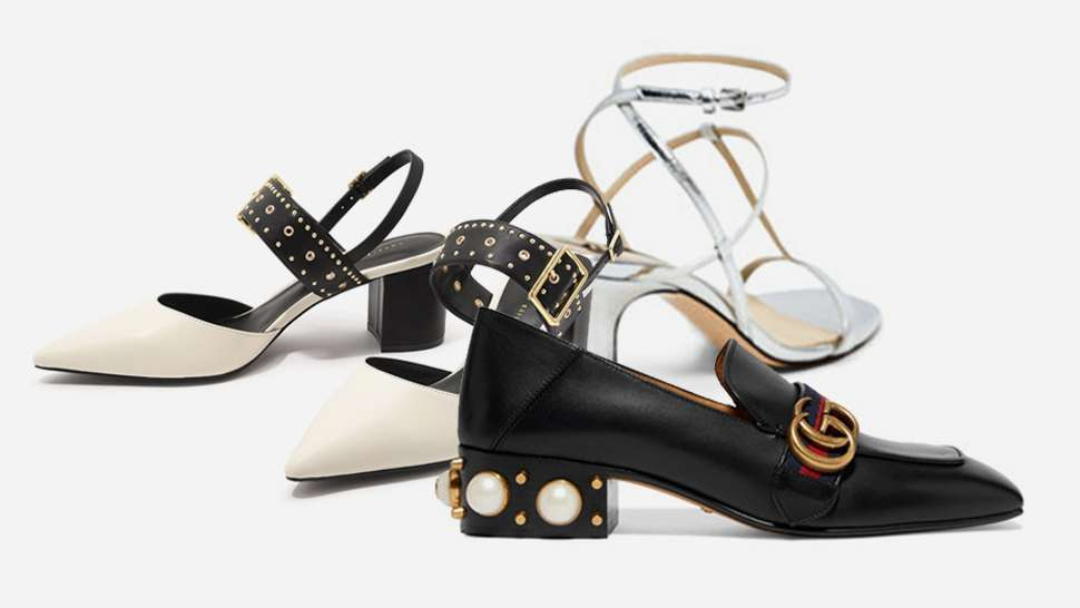 Fashion Cheat Sheet: How to Tell Different Shoe Types Apart