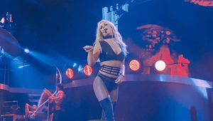 All The Celebrities Who Watched Britney Spears In Manila