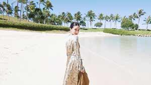 All The Gorgeous Outfits Heart Evangelista Wore In Hawaii