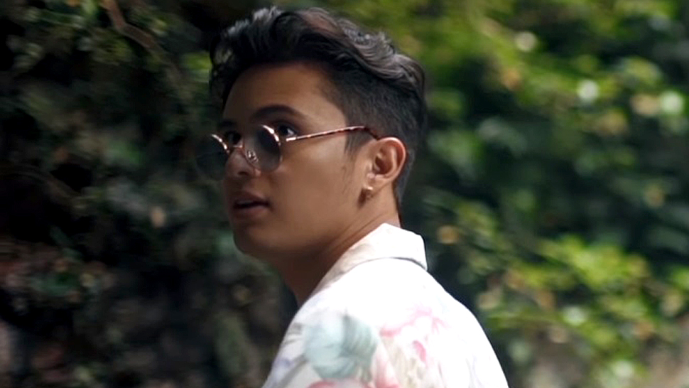James Reid Wears Gucci And Dior Homme In His Cool Down Music Video