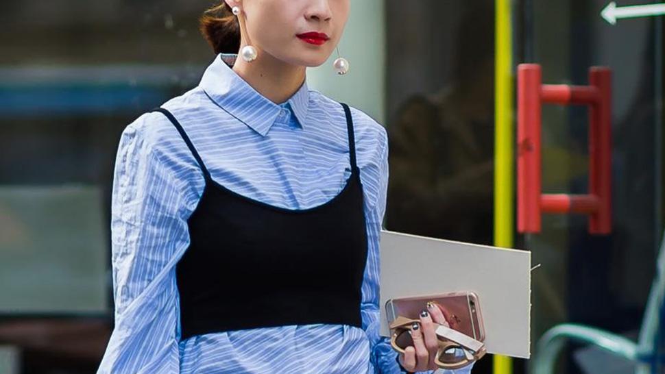 8 Genius Ways To Wear Your Shirtdress