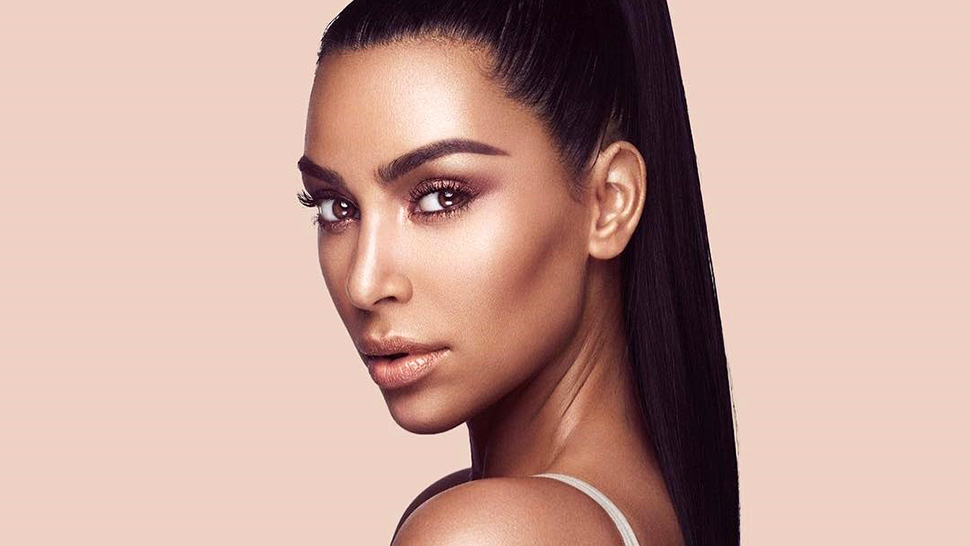 We Can't Wait to Get Our Hands on Kim Kardashian's Contour Kit