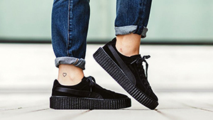 10 Cool Ways To Wear Your Black Sneakers
