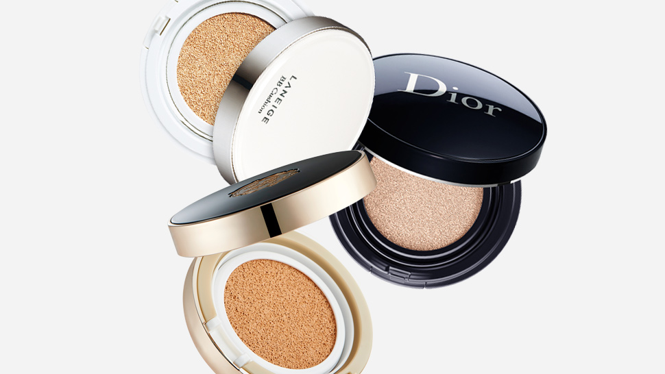 The Best Cushion Foundations For Every Skin Type