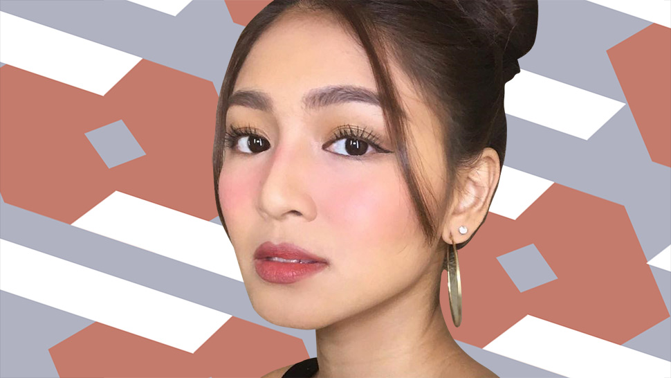 Lotd: Here's How Nadine Lustre Made Blue Lipstick Look Wearable
