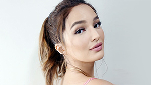 Here's A Peek Into Sarah Lahbati's Skin Care Routine