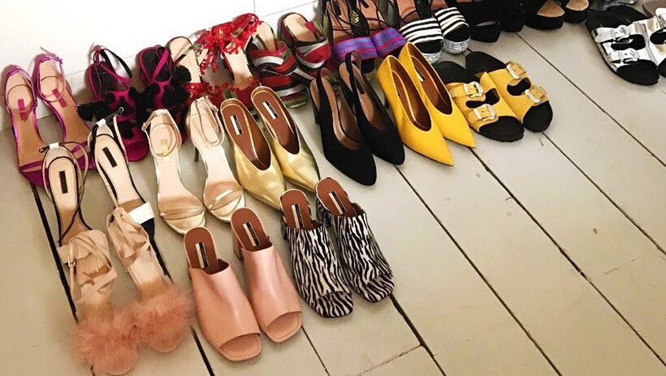 5 Chic Storage Ideas For Shoe Lovers