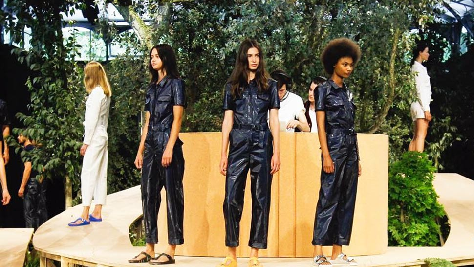 Birkenstock Holds Its First Ever Show At Paris Fashion Week