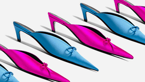 Trend Alert: The Knife-point Kitten Heel
