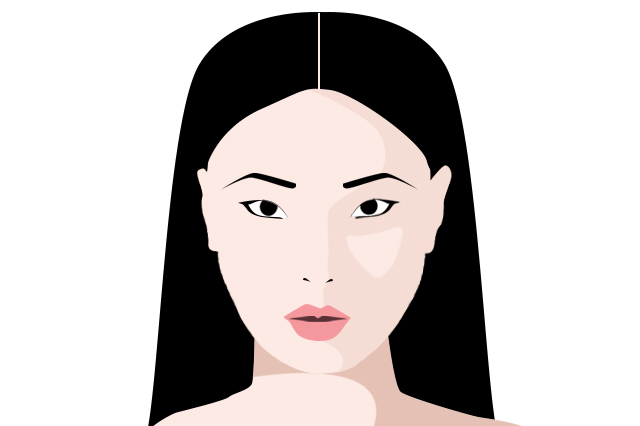 Where To Part Your Hair According To Your Face Shape Preview