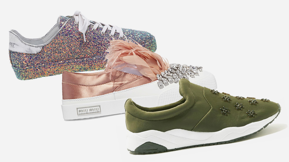 16 Pairs Of Sneakers That You Can Wear To An Evening Event