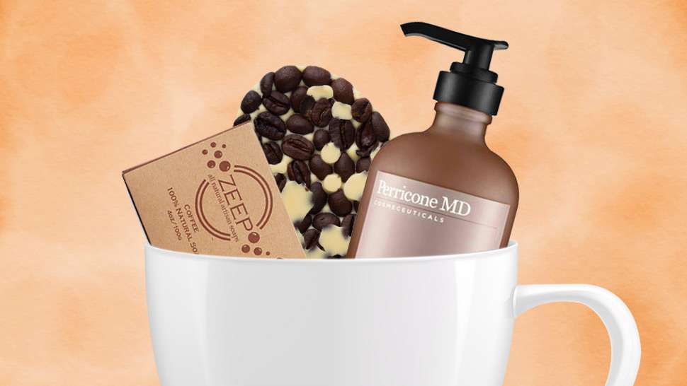 9 Caffeine-Infused Products That Can Help Firm Up Your Skin