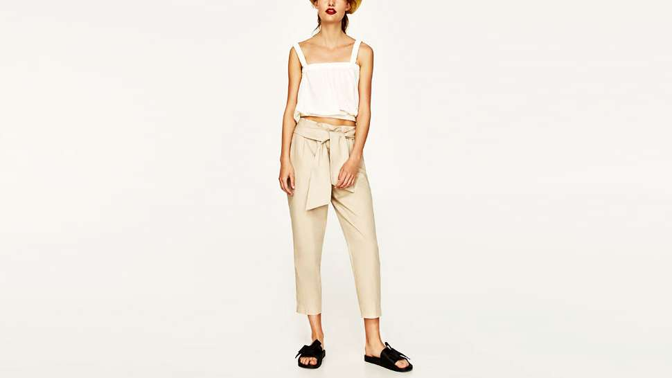Trend Update: Khaki Pants Are Totally Back