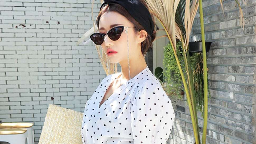 Here's How You Should Wear Polka Dots in 2017