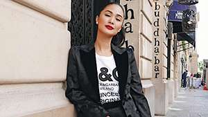 Heart Evangelista Tells Us About Her Paris Fashion Week Experience