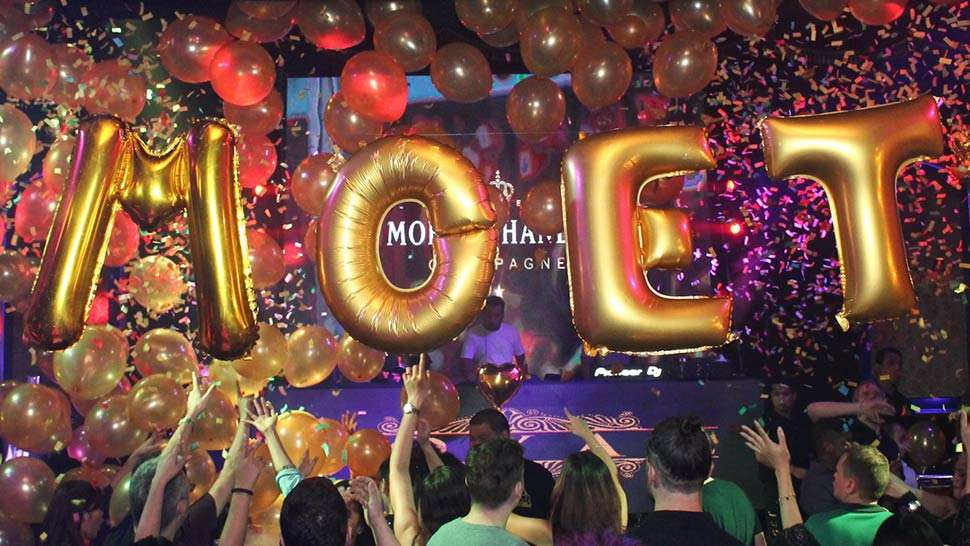 Here's What You Missed at Moet & Chandon's Global Party Movement