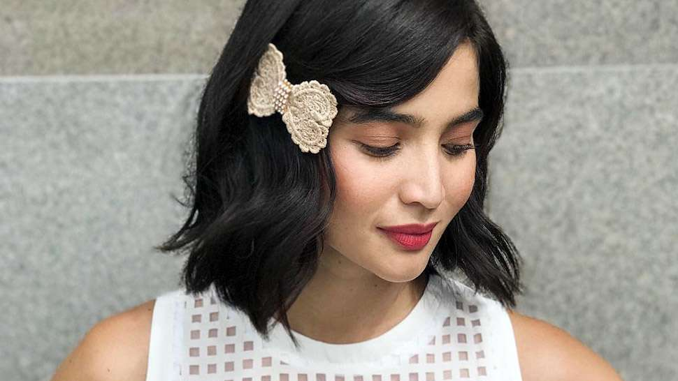 Lotd: Here's How Anne Curtis Looks In Korean-style Makeup