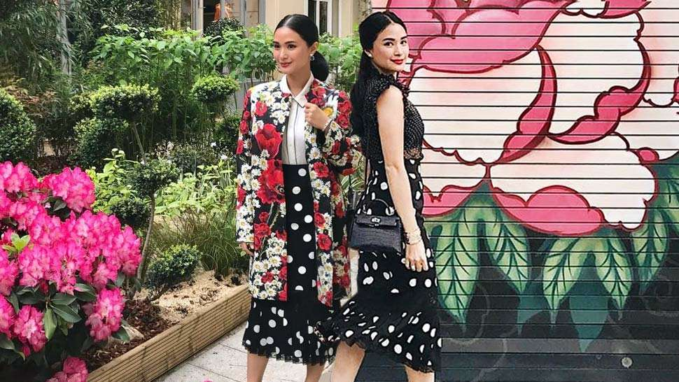 5 Times Heart Evangelista Proved It's Okay to Repeat Clothes