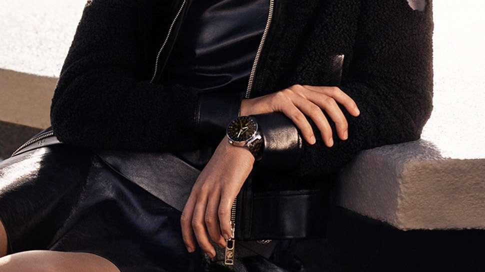 Louis Vuitton Unveils Its New Luxury Smartwatch