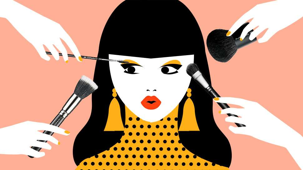The Clueless Girl's Guide to Makeup Brushes