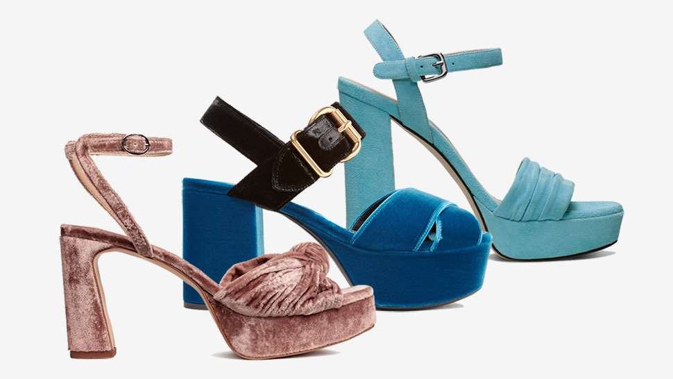 12 Groovy Pairs of Platform Sandals to Shop Now